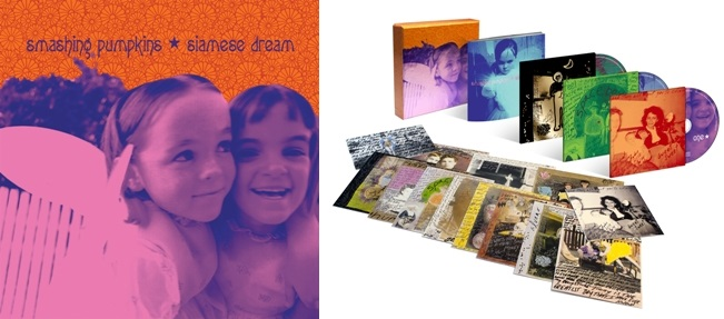 Smashing Pumpkins - Siamese Dream - remaster (consequenceofsound.net)