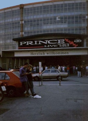 Prince - Lovesexy Tour - Westfalenhallen Dortmund (pinterest.com)