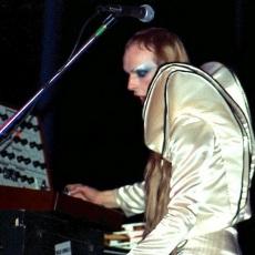 Brian Eno - Roxy Music - 1973 (twitter.com/eno)