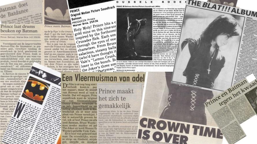 Prince - Batman reviews (apoplife.nl)