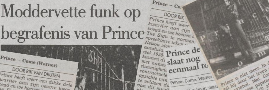 Prince - Come - Dutch reviews (apoplife.nl)