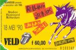 Rolling Stones 05/18/1990 concert ticket (apoplife.nl)