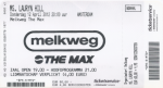 Lauryn Hill 04/12/2012 concert ticket (apoplife.nl)