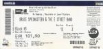 Bruce Springsteen 05/27/2012 concert ticket (apoplife.nl)
