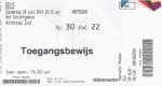 Eels 06/26/2014 concert ticket (apoplife.nl)