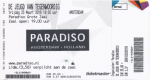 Jeugd Van Tegenwoordig 03/25/2016 concert ticket (apoplife.nl)