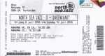 North Sea Jazz 07/08-09-10/2016 concert ticket (apoplife.nl)