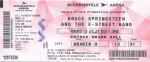 Bruce Springsteen 07/13/2016 concert ticket (apoplife.nl)
