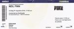 Neil Finn 08/07/2016 concert ticket (apoplife.nl)