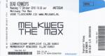Dead Kennedys 10/17/2016 concert ticket (apoplife.nl)