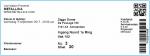 Metallica 09/06/2017 concert ticket (apoplife.nl)