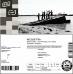 Arcade Fire 04/19/2018 concert ticket (apoplife.nl)