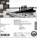 Arcade Fire 04/19/2018 concert ticket (apoplife.nl)