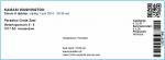 Kamasi Washington 06/01/2018 concert ticket (apoplife.nl)