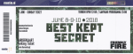 Best Kept Secret 06/10/2018 concert ticket (apoplife.nl)