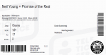 Neil Young 07/09/2019 concert ticket (apoplife.nl)