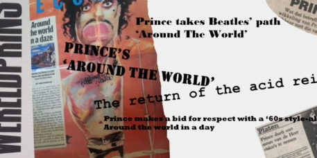 Prince And The Revolution - Around The World In A Day reviews (apoplife.nl)