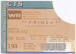 Prince & The New Power Generation 24-05-1992/30-05-1992 concertkaartje (apoplife.nl)