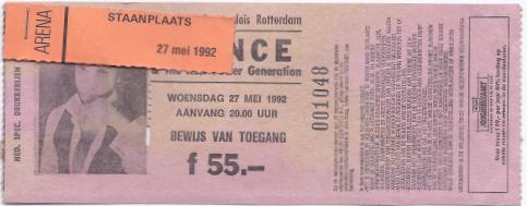 19920527 Prince & The NPG