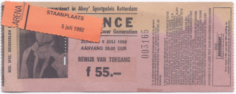 19920705 Prince & The NPG