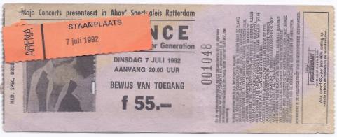 19920707 Prince & The NPG