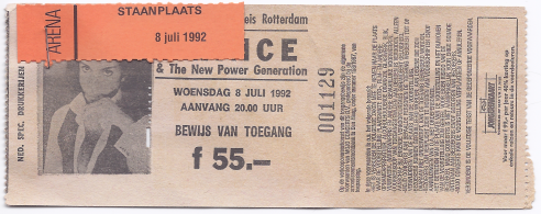 19920708 Prince & The NPG