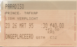 19950326 Prince Paradiso 2