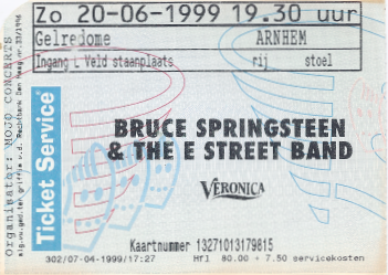 19990620 Bruce Springsteen