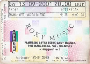 20010913 Roxy Music