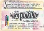 Bruce Springsteen (Pinkpop) 30-05-2009 concertkaartje (apoplife.nl)