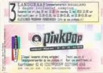Editors (Pinkpop) 29-05-2010 concertkaartje (apoplife.nl)