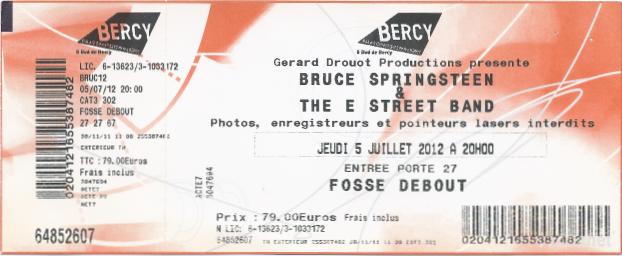 20120705 Bruce Springsteen