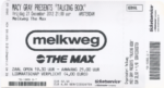 Macy Gray 21-12-2012 concertkaartje (apoplife.nl)