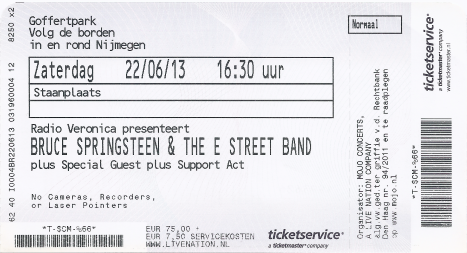 20130622 Bruce Springsteen