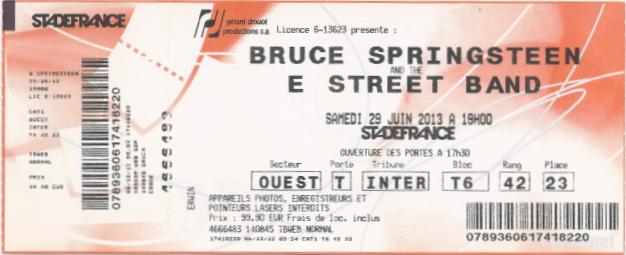20130629 Bruce Springsteen