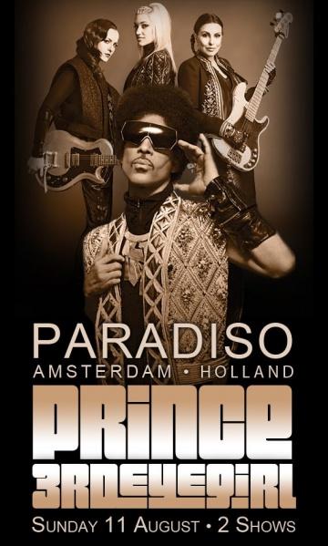 2013 Prince Paradiso