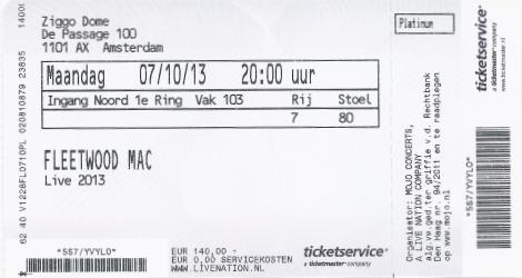 20131007 Fleetwood Mac