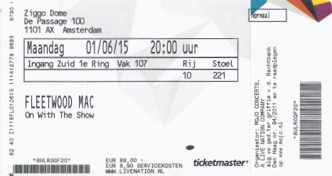 20150601 Fleetwood Mac