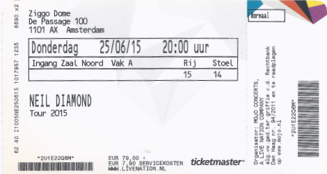20150625 Neil Diamond