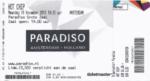 Hot Chip 16-11-2015 concertkaartje (apoplife.nl)
