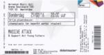 Massive Attack 25-02-2016 concertkaartje (apoplife.nl)