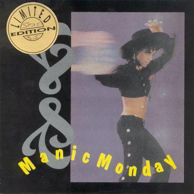 Prince bootleg Manic Monday (Rotterdam, 18 augustus 1986)