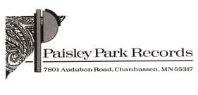 Paisley Park Records logo (apoplife.nl)