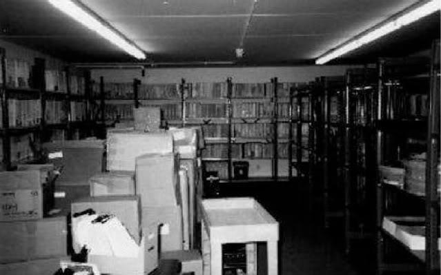 Paisley Park Vault (oude foto)