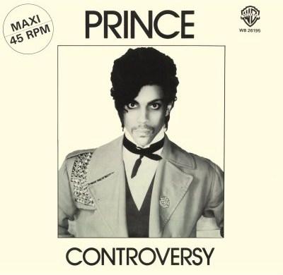 Controversy (maxi-single), 1981