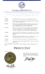 State of Minnesota Proclamation (mn.gov/)