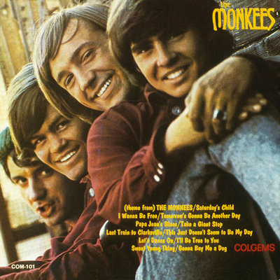 Monkees - Monkees (ratosreturn.blogspot.com)