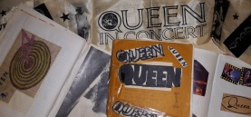 Queen scrapbooks (apoplife.nl)