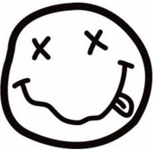 Logo Nirvana (pinterest.com)