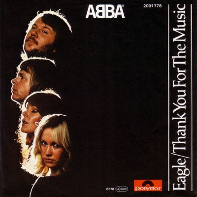 ABBA - Eagle (45cat.com)